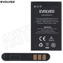 Evolveo EP-500 Easy Phone gyári 1000 mAh-ás LI-ION akkumulátor - Akku 1000 mAh LI-ION
