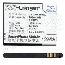 Lenovo BL192 utángyártott akkumulátor
