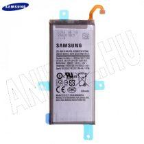 Samsung Galaxy A6 (2018) / Galaxy J6 (2018) gyári 3000 mAh-ás LI-ION akkumulátor - EB-BJ800ABE / GH82-16479A
