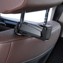 Baseus Car Rear Seat fejtámlára szerelhető telefontartó