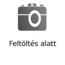 Apple iPhone 6 / 6S Slim Flexi műbőr fliptok, szilikon betéttel, Fekete