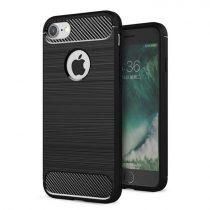 Apple iPhone 7 / 8 Carbon Case karbonmintás szilikon telefontok