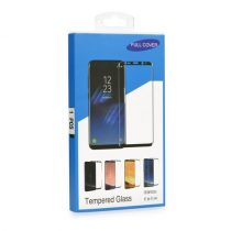 Apple iPhone 7 / 8 5D Full Cover üvegfólia, Fekete